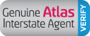 genuine atlas interstate agent