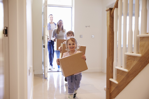 Hire Experienced Movers for Your Household